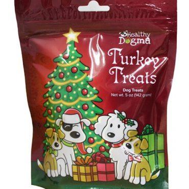 Healthy Dogma Turkey Treats Dog Treats (5 oz BAG)